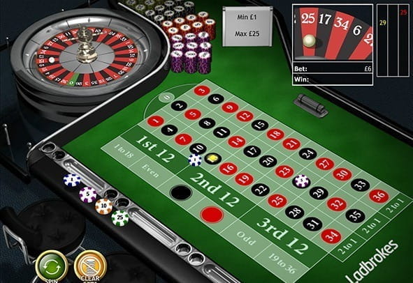 Try Playtech's Classic Roulette in Demo Play