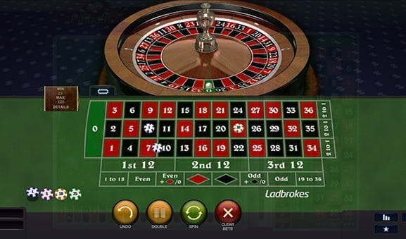 Play NewAR Roulette by Playtech at Mansion Casino