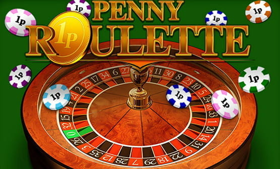 The Penny Roulette online game from Playtech