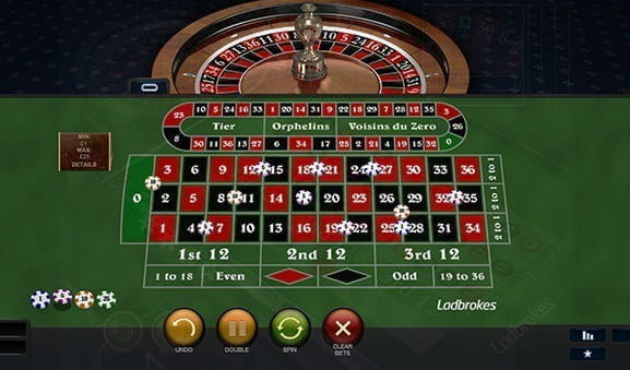 Play Premium European Roulette at Mansion Casino