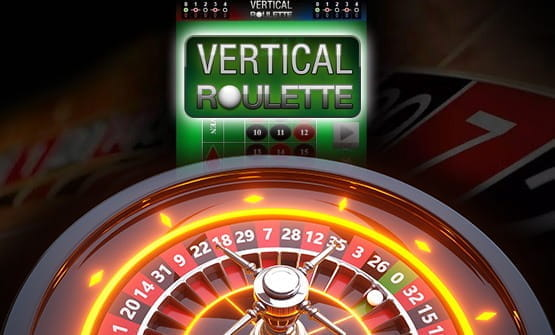 Vertical Roulette online roulette game by Gaming1.