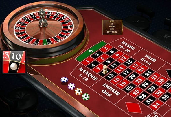 Playtech's Premium French Roulette - Demo Game for Free