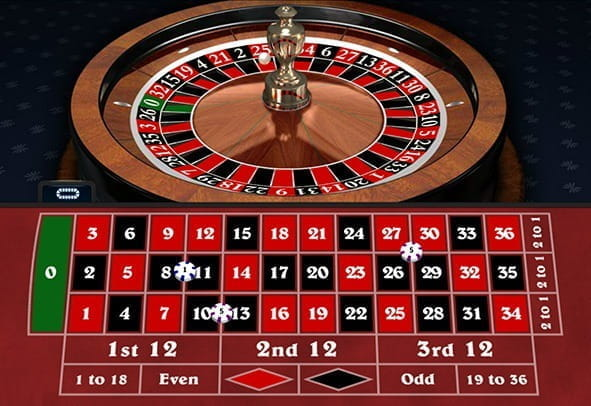 Try for Free Premium European Roulette by Playtech