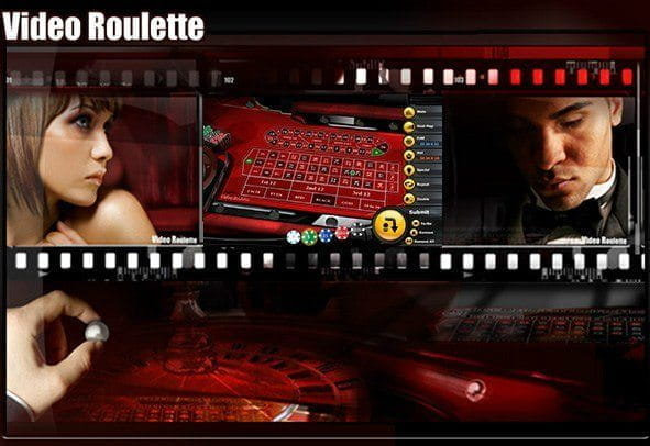 video roulette free