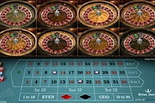 Preview of Multi Wheel Roulette at Royal Panda