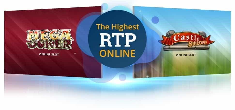 The highest RTPs online