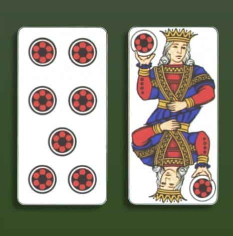 Sette e Mezzo is an Italian Card Game Which Preceded Blackjack