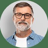 Sketch of Simon Rose