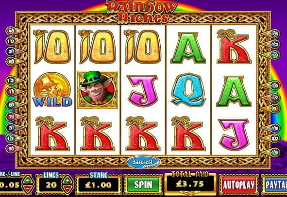 rainbow riches free play slots - 3