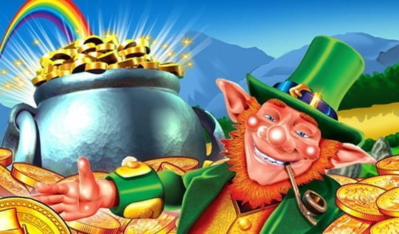 Pay rainbow riches, the fantastic irish themed slot online