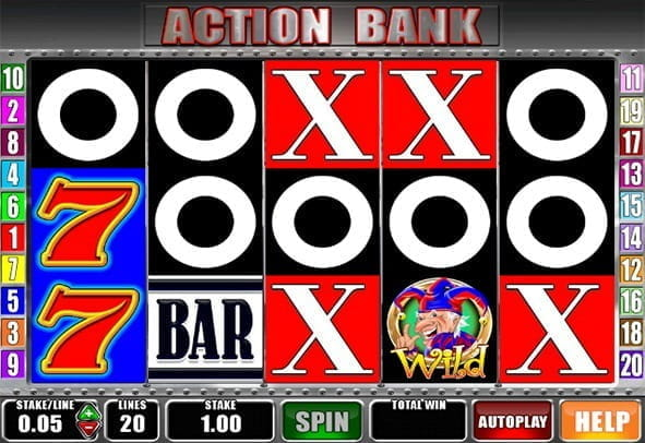 Play Action Bank