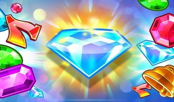 Colourful jewel-themed slot from NetEnt - Dazzle Me!