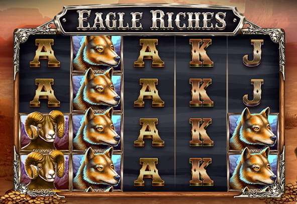 Eagle Riches online slot free demo version