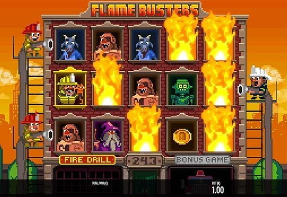 Play Flame Busters here for free