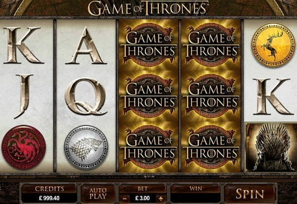 Game of Thrones 243 Slot Free Play