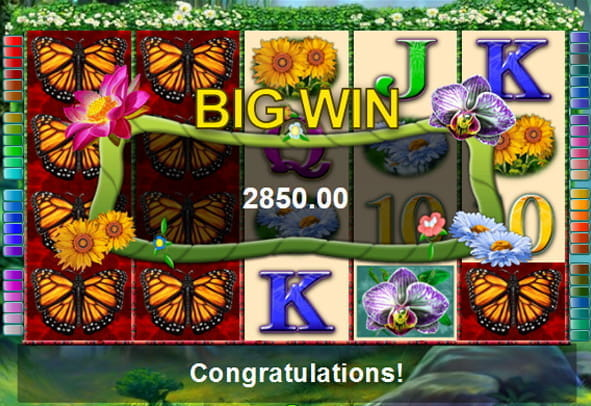 Grand Monarch slot free demo version.