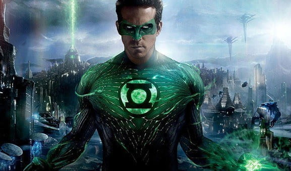Green Lantern on the Internet