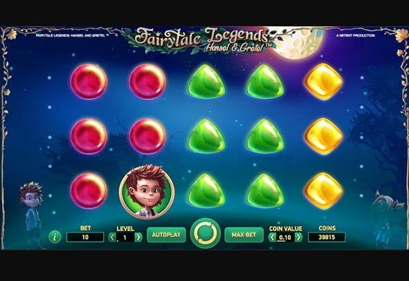 Hansel & Gretel Slots - Try this Online Game for Free Now