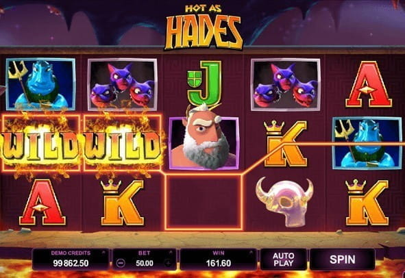Play Hades for free in our demo version