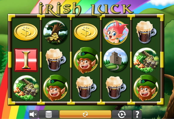 Play Irish Luck for free online