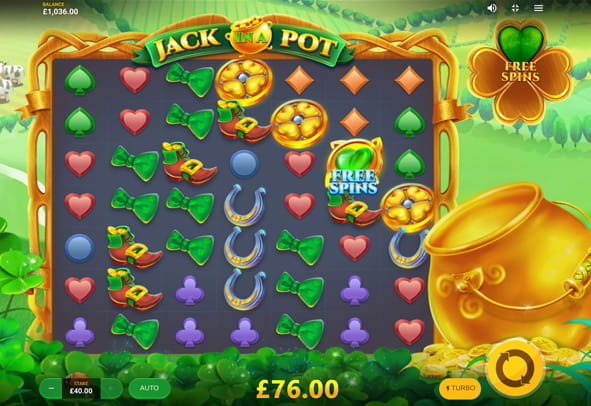 Play Jack in a Pot online for free.