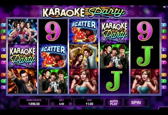 Play Karaoke Party here for free