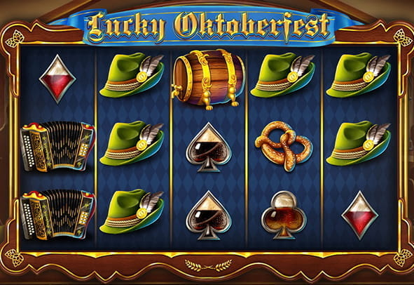 Lucky Oktoberfest free online demo version.