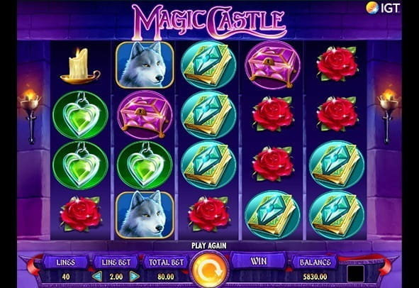 Play Magic Castle here for free