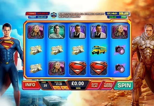 Play Man of Steel here for free