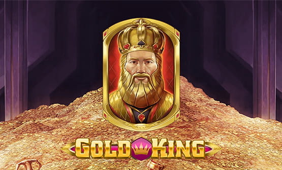 The Gold King logo.
