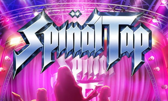 The Spinal Tap logo.