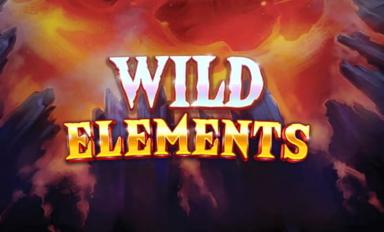 Game logo of Wild Elements from Red Tiger Gaming.