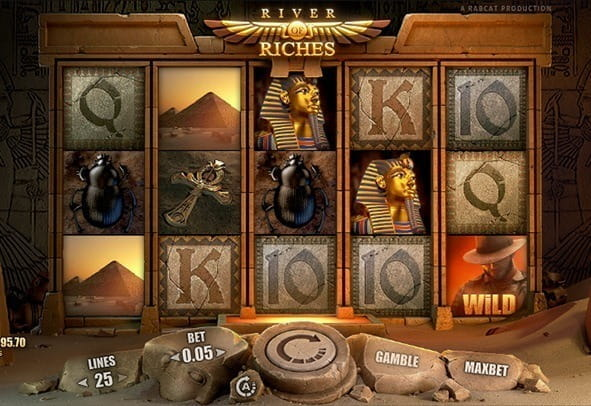 Play River of riches here for free