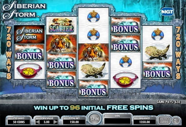 Money Storm Casino Instant Play