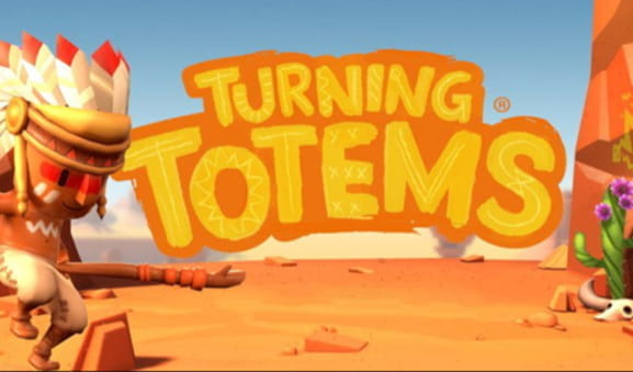 Turning Totems opening screen