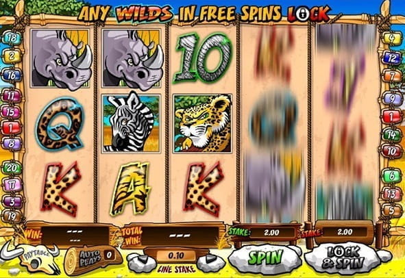 Play Wild Gambler here for free