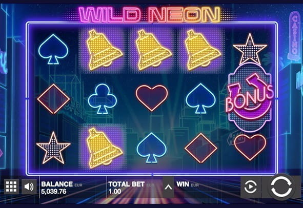 Play Wild Neon here for free
