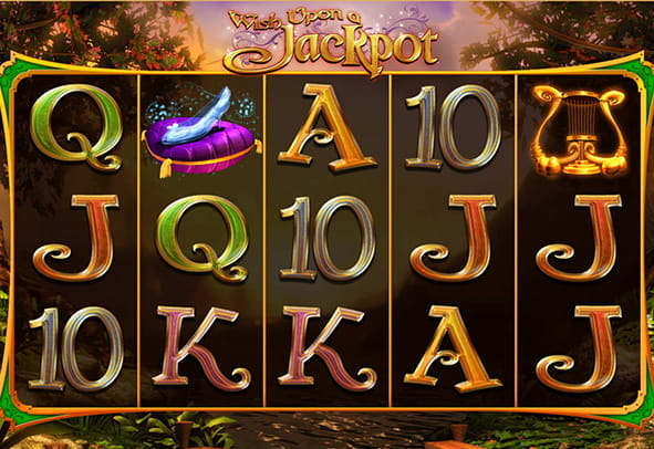 Play Wish Upon a Jackpot for free