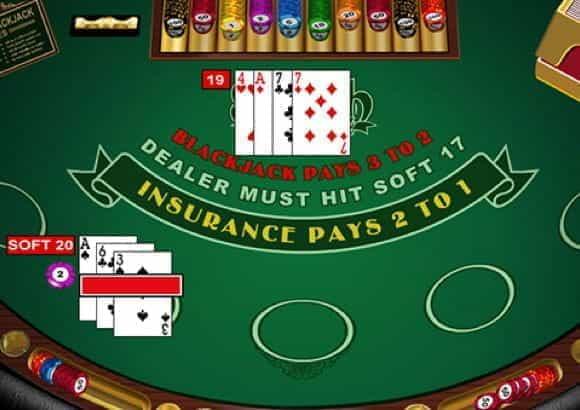 Pdf blackjack attack