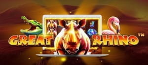 Promotional image for The Great Rhino
