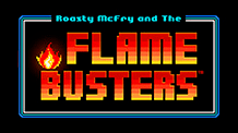 The Flamebusters slot from Thunderkick.