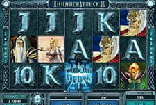 Play Thunderstruck 2 slot at All British Casino