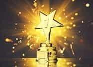 Winner's award for top casino bonus