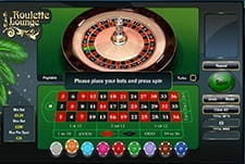Roulette Lounge at TopTally Casino