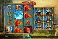 The jackpot slot Dark Bed at TopTally Casino