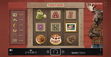 The Turstugan slot game from Nolimit City.