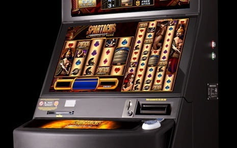 Makers of casino slot machines the great tradition richard gamble