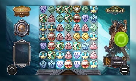 Image showing the Play'n GO Viking Runecraft slot
