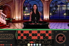 Play VIP Roulette Live at Novibet casino