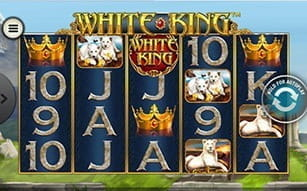 White King available on Betfair Mobile.